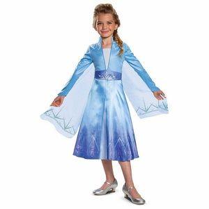 Frozen 2 Elsa dress NWT size 4-5